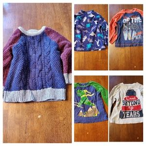 Other - 2T Long Sleeve Outfit Lot 2D